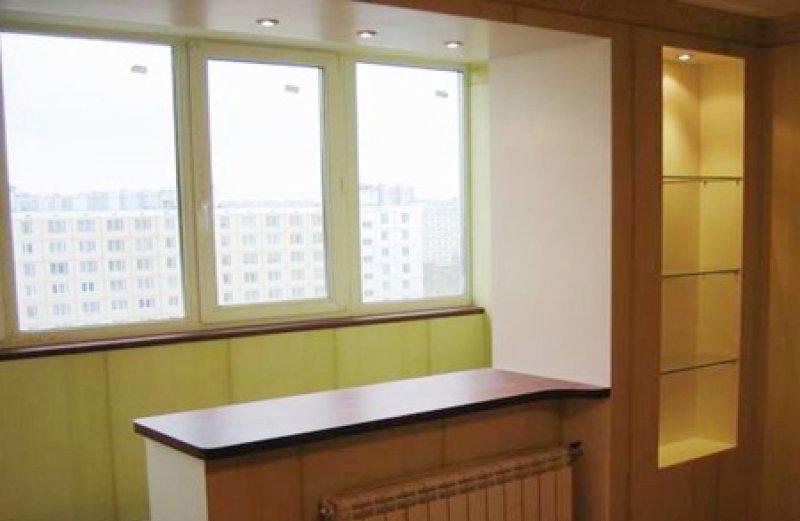 Где купить на лоджию мебель в москве. - балконный блок - кат.